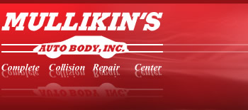 Mullikins auto body collision repair in Easton and Denton Maryland